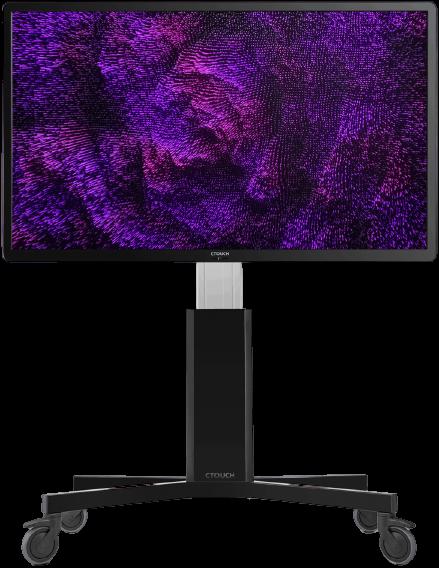 """Display Interactiv Smart Ctouch Laser Nova  cu diagonala de 65""""  cu stand"""