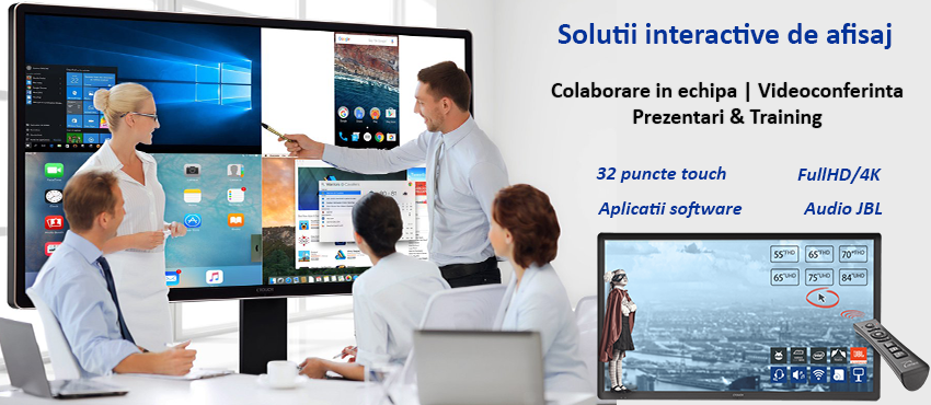 ctouch solutii interactive
